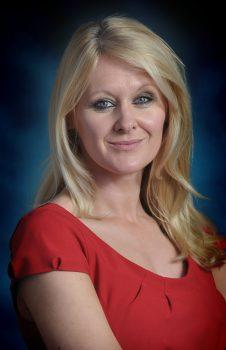 Caron McCaffrey Director of Staff & Corporate Services