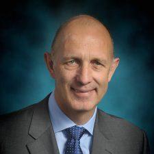 Governor, Mr Daniel Robbins