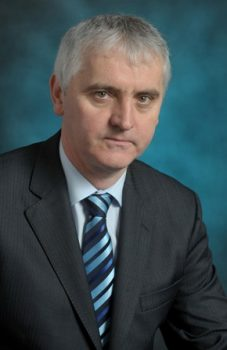 Fergal Black Director of Care and Rehabilitation