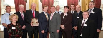 Mountjoy High Support Unit Wins Taoiseach's Public Service Excellence Award
