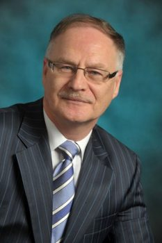 Jim Mitchell, Head of the Legal and Professional Standards Office